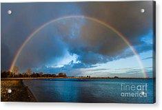 The Bridge Across Forever Acrylic Print