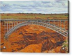 The Bridge II Acrylic Print