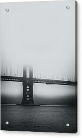 The Bridge Acrylic Print by Joseph Smith