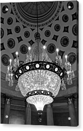 The Bright Lights Acrylic Print