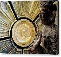 the Buddha  c2014  Paul Ashby Acrylic Print