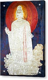 The Buddha's Light Acrylic Print