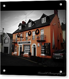 The Bulman Kinsale Acrylic Print by Maeve O Connell