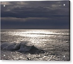 The Calm Before The Storm Acrylic Print