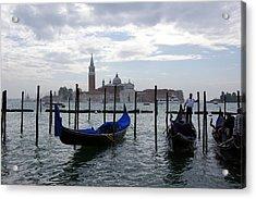 The Canal Acrylic Print