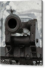The Cannon Acrylic Print