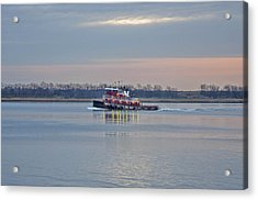 The Cape May Acrylic Print by Donnie Smith