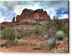 The Cathedral Acrylic Print