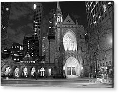 The Church Acrylic Print