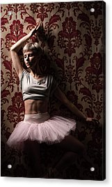 The Classic Dancer Acrylic Print