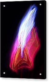 The Classic V 2 Acrylic Print by Patrick Daniel Trombly