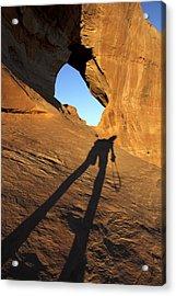 The Climb Acrylic Print