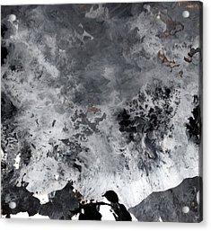 The Cloud Acrylic Print by Patrick Morgan
