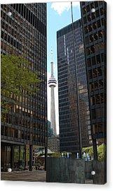 The Cn Tower Acrylic Print