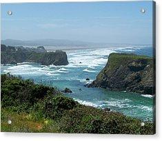 The Coast 2 Acrylic Print
