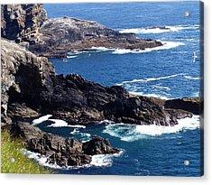 The Coast At Mizen Head Acrylic Print