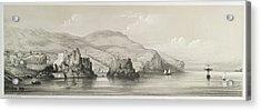 The Coast Of Madeira Acrylic Print