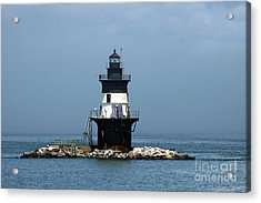 The Coffee Pot Lighthouse Acrylic Print
