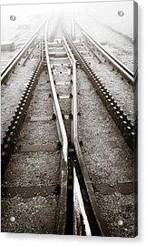 The Cog Railway Acrylic Print