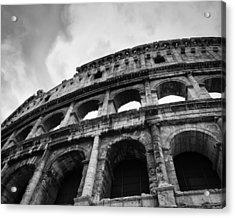 The Colosseum Acrylic Print