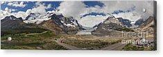 The Columbia Icefield Acrylic Print