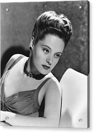 The Constant Nymph, Alexis Smith, 1943 Acrylic Print by Everett