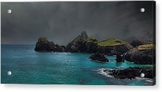 The Cornish Coast Acrylic Print
