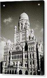 The Corporation Building Bombay Acrylic Print