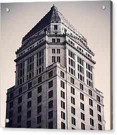 The Courthouse Tower - Miami ( 1925 - Acrylic Print