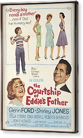 The Courtship Of Eddie's Father Acrylic Print by Mountain Dreams