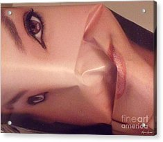 Acrylic Print featuring the photograph The Cover Girl by Lyric Lucas