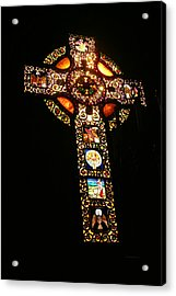 The Cross Acrylic Print