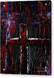 The Crossroads #1 Acrylic Print