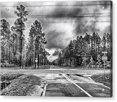 The Crossroads Acrylic Print