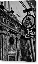 The Crown Bar Acrylic Print