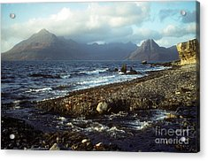 The Cuillins From Elgol - Isle Of Skye Acrylic Print