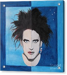 The Cure Acrylic Print