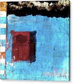 The Deep End Acrylic Print by Carol Leigh