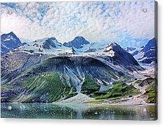 The Definition Is Awesome Acrylic Print by Kristin Elmquist