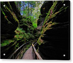 The Dells 044 Acrylic Print