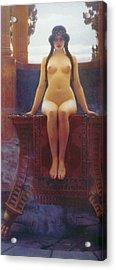 The Delphic Oracle Acrylic Print