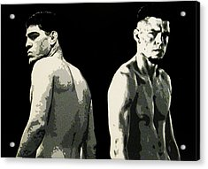The Diaz Bros Acrylic Print