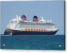 The Disney Dream Acrylic Print