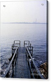 The Dock In The Bay Acrylic Print