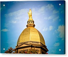The Dome Acrylic Print
