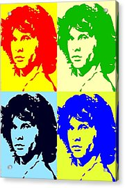 The Doors And Jimmy Acrylic Print by Robert Margetts
