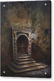 The Doorway Acrylic Print