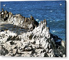The Dragons Teeth I Acrylic Print