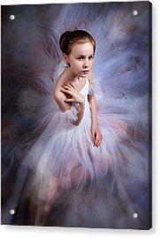 The Dream Of A Great And A Little Bit About Ballet Acrylic Print