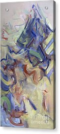 The Dream Stelae - Ahmose's Acrylic Print